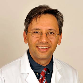 Mike Pishvaian, MD, PhD <p>Gastrointestinal Oncologist, Co-Director, Pancreatic Cancer Program at the Reusch Center, Phase I Program<br /> Director and Assistant Professor, Lombardi Comprehensive Cancer Center<br /> Georgetown University, Washington, D.C.</p>