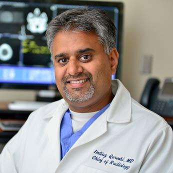 Imtiaz Qureshi, MD <p>Director of Imaging</p>